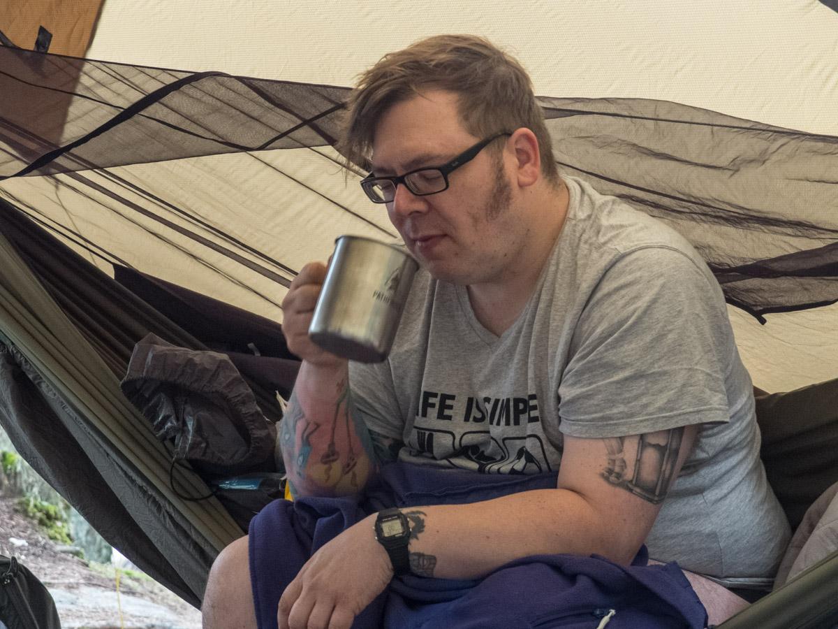 Coffee wakes up soon
