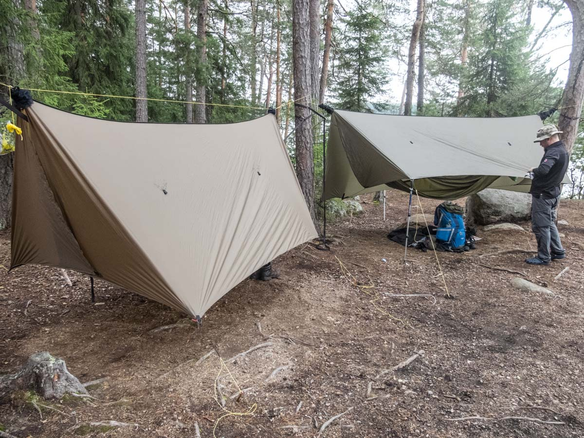 Camping in Finland: civilized outdoor recreation 63