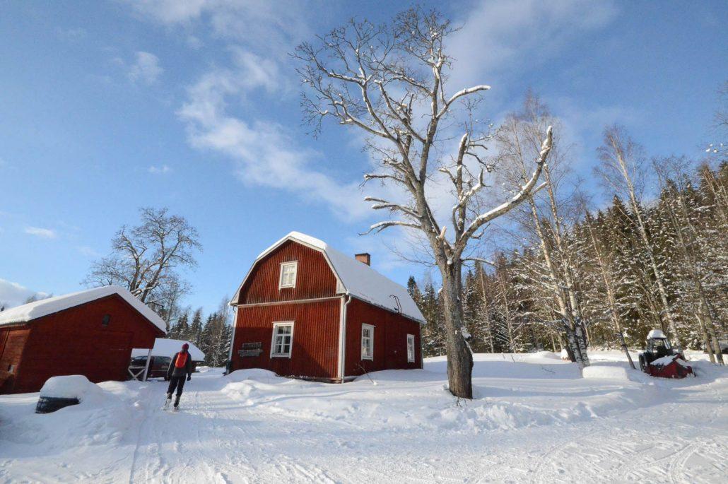 Konttila Farm, Puijo, Kuopio. Photo: Upe Nykänen